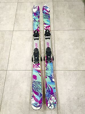 Women's Freestyle Skis With Bindings 149cm