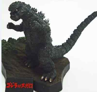 "Unopened! GODZILLA vs MEGALON Diorama / PVC Figure 3"" 7.8cm KAIJU Action UK"
