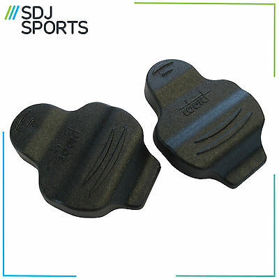 Genuine Look Keo Anti Slip Cleat Covers In Black - Protect Your Cleats!!