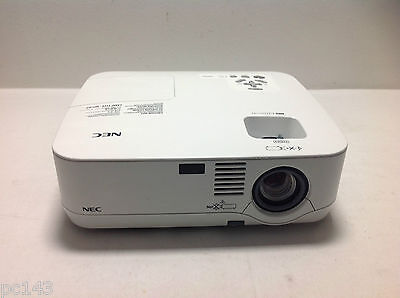 Nec Np310G Lcd Projector Used 3041 Lamp Hours 40% Lamp Life Remaining (Ref 787)