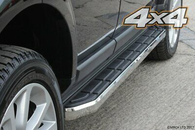 OUT OF STOCK For Range Rover Evoque Prestige & Pure Side Steps Type 2