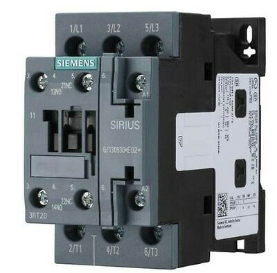 Main contactor Siemens 3RT2028-1BB40