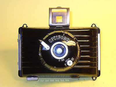 Forte Optifort - vintage box camera in extremely good condition...