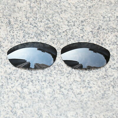 81ed9500bf3 RAWD POLARIZED Replacement Lenses for-Oakley Monster Dog Black IR Mirrored