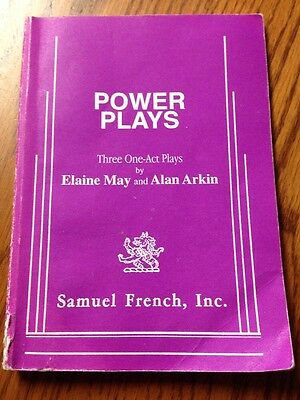 Power Plays May Arkin