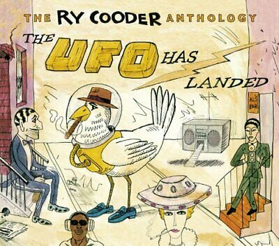 Ry Cooder - The Ry Cooder Anthology: The UFO Has Landed [CD]
