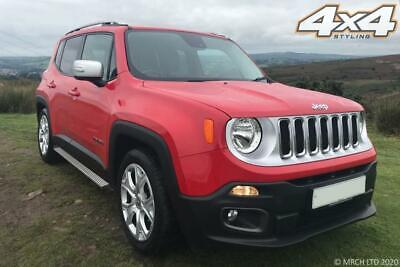 OUT OF STOCK Jeep Renegade 2014+ Side Steps Running Boards Set