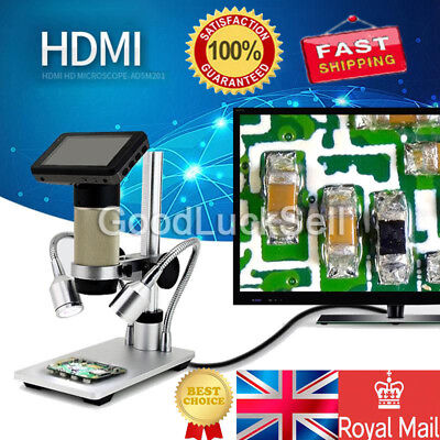 Andonstar ADSM201 HDMI 1080 Digital Microscope Electronics Inspection PCB Repair