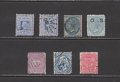 New South Wales- Lot B6,  Used.