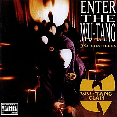 Enter The Wu-Tang Clan - 36 Chambers  LP Vinile RCA