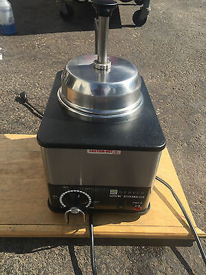 Server Brand Model FSPW-SS Food Warmer with Pump
