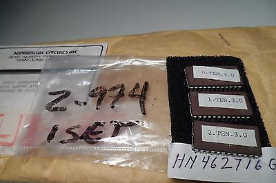 Sequential Circuits ROM Z-974 0,1,2 TEN.3.0