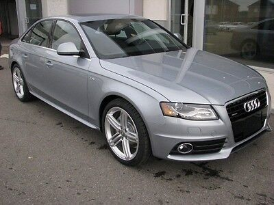 Audi A4 B8 S4 S-Line Rs 4 - Side Skirts New!!! Tuning!!!