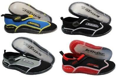 a87e3c508 JET TRIBE Rec R14 Ride Shoes pwc boating jetski Black Grey or Red black