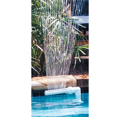 Kokido 14' Waterfall Fountain for In Ground and Above Ground Swimming Pools