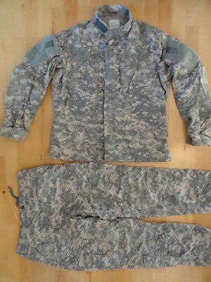 Us Army M Special Forces Flame Resistant Acu Uniform Tarnanzug Hose Jacke Coat