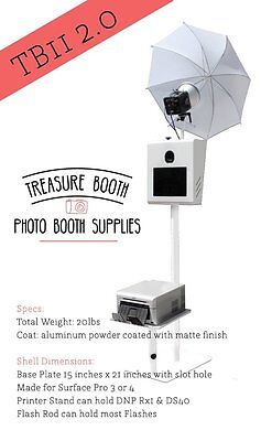 Let us show you how to build a photo booth while saving money