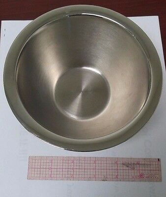 Vollrath 46575 Double-Wall Conical Bowl NSF