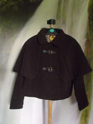 NEW!!! Brown GIRLS Jacket  Y.d. 152cm/ 11-12yrs