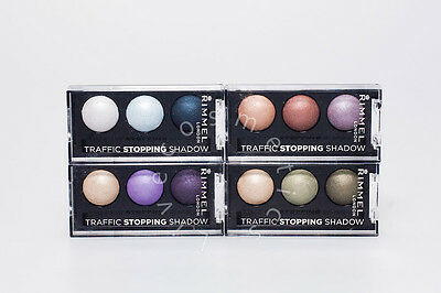 Rimmel Glam'eyes Traffic Stopping Eyeshadow - Choose Shade - | Rrp £8.99 |