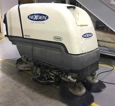 Tennant Nexgen Floor Sweeper, Scrubber, Burnisher Machine