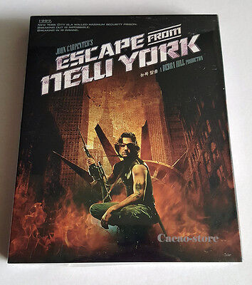 Escape From New York ( Blu-ray ) / Region ALL
