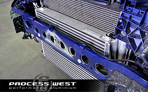 NEW PROCESS WEST Ford Focus ST Intercooler Upgrade Kit from Torqueline Garage
