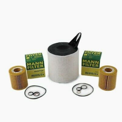 Filter Kit 2 x Oil HU815/2x Air C1361 BMW E87 118i 120i E90 320i X1 E84