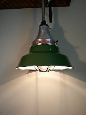 Appleton Electric Explosion Proof Light Vintage Old Barn Light Fixture Steampunk