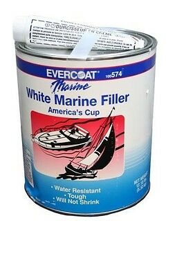 Evercoat white marine gl