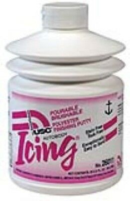 Usc icing finish putty 30 oz