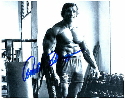 ARNOLD SCHWARZENEGGER Authentic Signed Autographed 8X10 Photo w/ COA - Photo 5