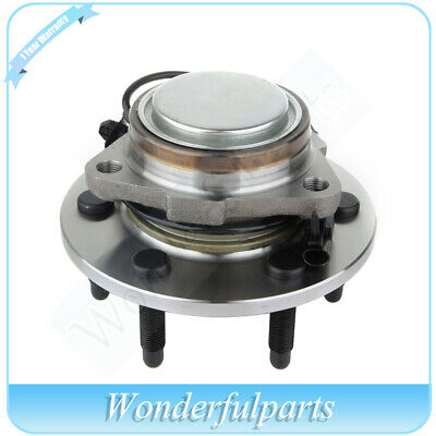 Left Or Right Front Wheel Hub Bearing Assembly Fits Chevrolet GMC Cadillac W/ABS