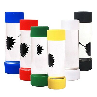 New Toy Ferrofluid Magnetic Display in Glass Bottle Puzzle Game Kid Science HR