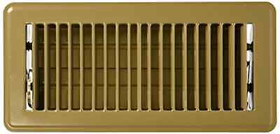 MINTCRAFT FR01-4X10B Floor Register Brown 4 X10 - Free 2 Day Shipping