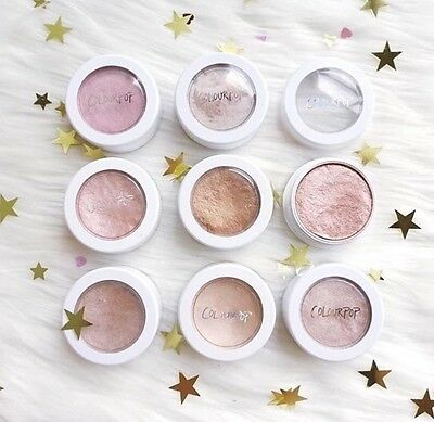 NEW Authentic Colourpop Super Shock Cheek Highlighter You Choose Shade