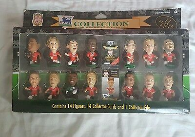 Corinthian premier league liverpool fc football figures collectable  1995/1996