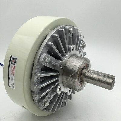 50Nm 24V DC Magnetic Powder Brake 50W Electromagnetic Brake