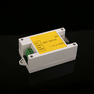 Ethernet IP 2 Way 10A Relay Board Delay Switch TCP/UDP Control Module WEB STM32