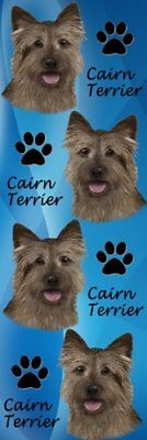 E&S Pets BM-9 Dog Bookmark Cairn Terrier