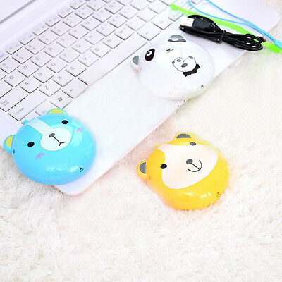 New Handwarmer Xmas Gift  Cartoon Instant Heating Gel Hand Warmer Heat Pack Pad