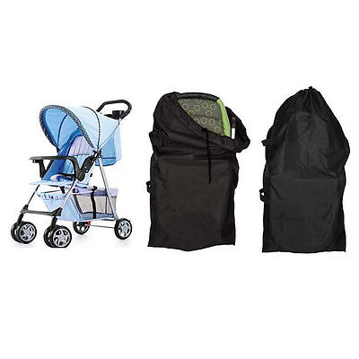 Gate Check Travel Bag for Standard Double Strollers and Umbrella Strollers Bags