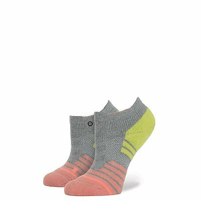 Stance Women's Stretch Low Socks Coral S/M (5-8)