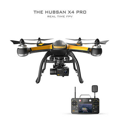 Hubsan X4 Pro H109S 5.8G Fpv With 1080P Hd Camera 3 Axis Gimbal Gps Rc Quadcopte