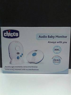 CHICCO, AUDIO BABY MONITOR Always With You, Dect Technology, Zero Interference