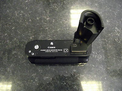 Canon Power Drive Booster PB-E2 - Bundled with AA Battery Magazine