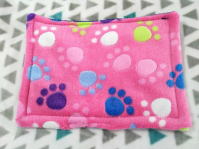 Guinea pig and small animal WATERPROOF pee pad  paws