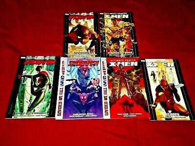 Ultimate Avengers Vol 1  1 -6 2 3 4 5  Vol 2  1 -6 2 3 4 5  Vol 3  1 -6 2 3 4 5