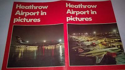 heathrow airport in pictures book 1972