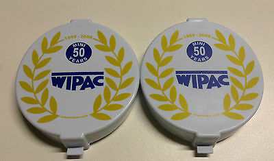 Wipac Fog Light Covers Minis 50Th Anniversary Edition 1959 - 2009